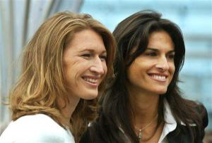 Where Are They Now: Gabriela Sabatini