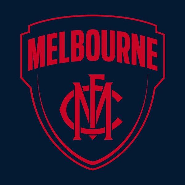 Melbourne FC Football Club 2015 Logo