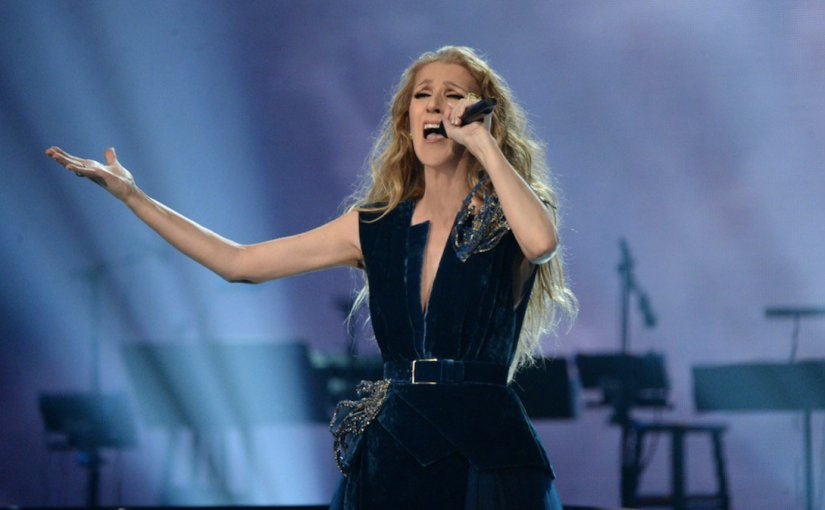 SHOWSTOPPER: 'Immortality' Celine Dion's Touching Bee GeesTribute.