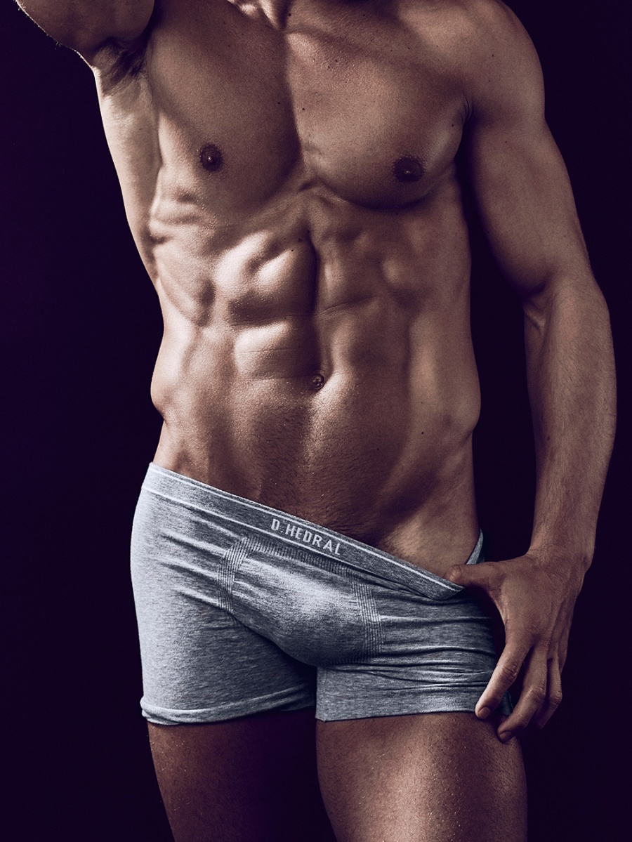 D.HEDRAL EVO & ACE - New Underwear Range!