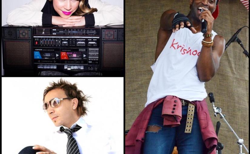 July 27, 2017: #MorningShow989 with special guests Maya Killtron, DJ Sammy &Krishool