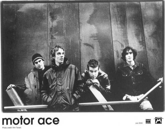Motor Ace classic BW