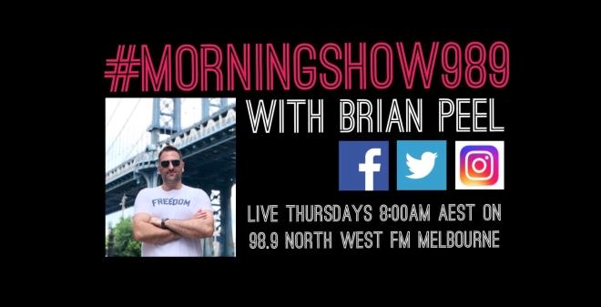 #MorningShow989 Promo Banner