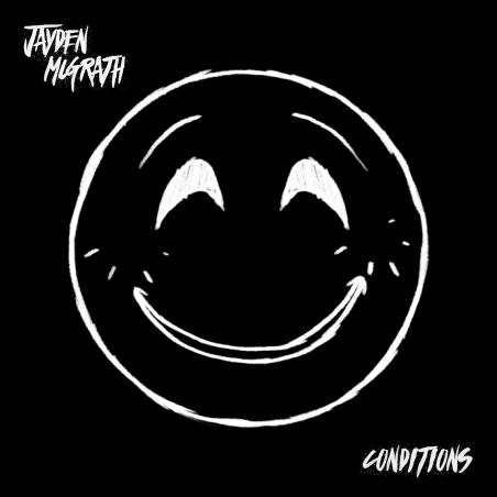 Conditions EP Cover Jayden Mcgrath